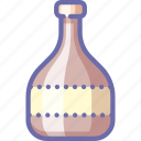 bottle, brandy, liquor icon