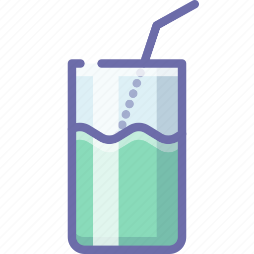 cocktail, drink, soda icon