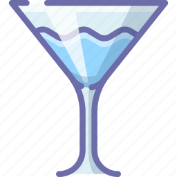 drink, glass icon