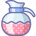 jug, juice icon