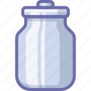 can, kitchen, milk icon