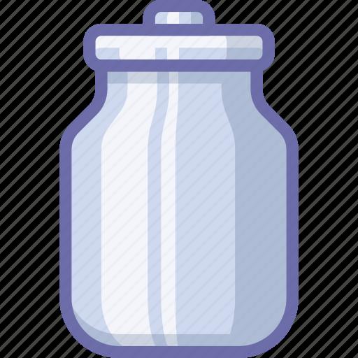 can, kitchen, milk icon