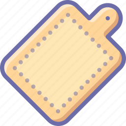 board, cutting, kitchen icon