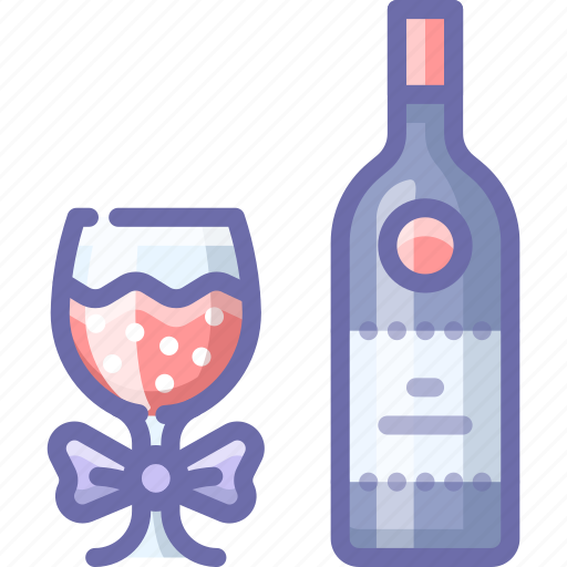 Bottle, holiday, present icon - Download on Iconfinder
