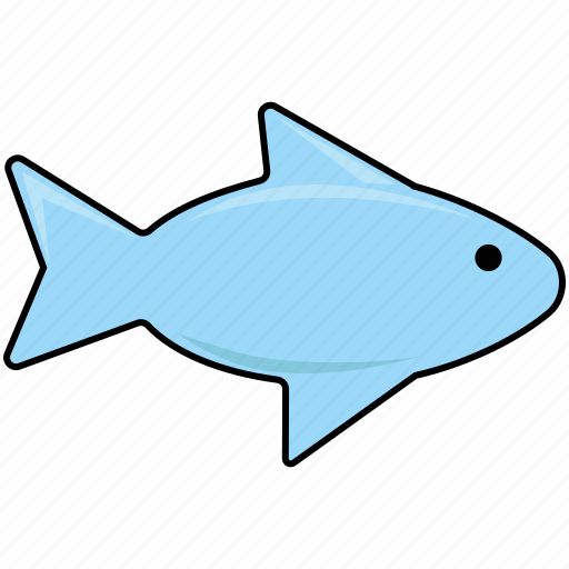 fish, seefood, water icon