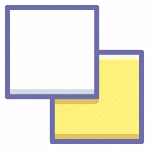 layers, layout icon