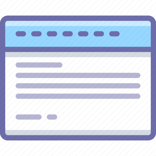 tabs, web, website icon