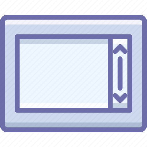 field, iframe, layout icon