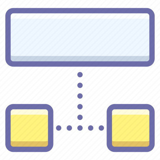 layout, sitemap, structure icon