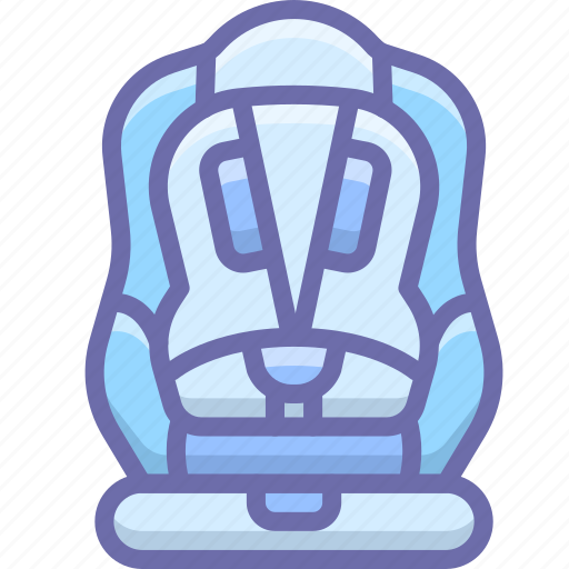 Baby, car, chair icon - Download on Iconfinder on Iconfinder