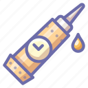 glue, mechanic icon