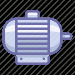electric, engine icon