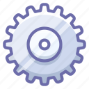 gear, mechanic icon