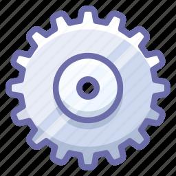 gear, mechanic icon