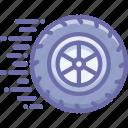 wheel, motion, ride