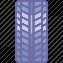 tires, wheel icon
