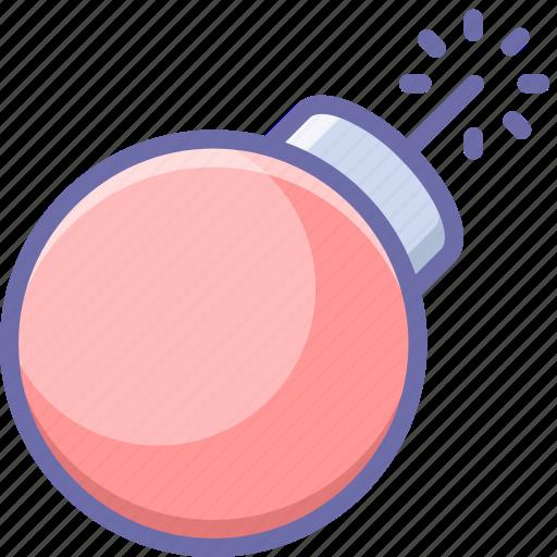 bomb, weapon icon