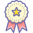 award, medal, reward icon