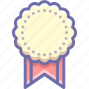 bonus, license, medal icon