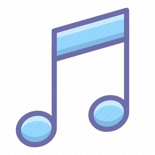 key, music, note icon