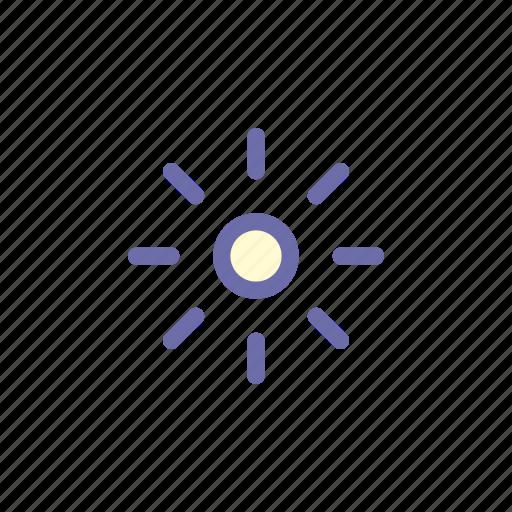 Brightness, sun icon - Download on Iconfinder on Iconfinder