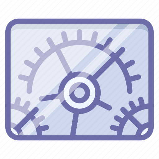 control, gears, preferences icon