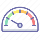 dash, dashboard, gauge, performance, speed, widget icon