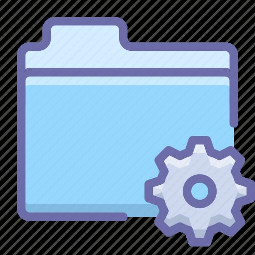 control, files, folder icon
