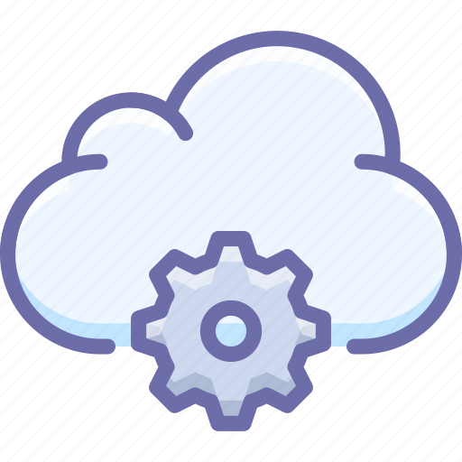 cloud, control, data icon