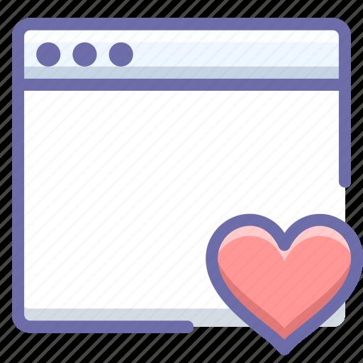 app, favorite, mac icon