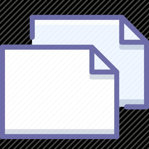 copy, document, landscape icon