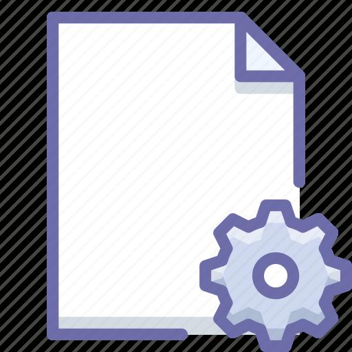control, document, file icon