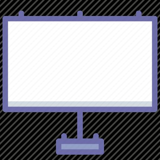 advertisement, board, street icon