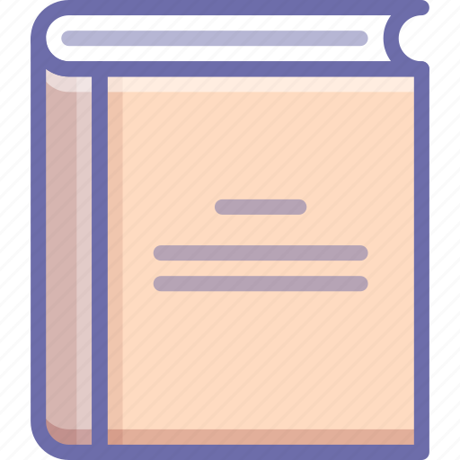 Book, library icon - Download on Iconfinder on Iconfinder