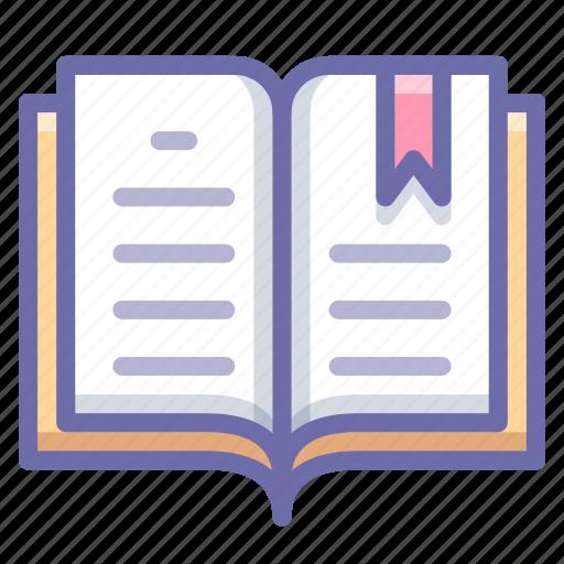 book, education, knowledge icon