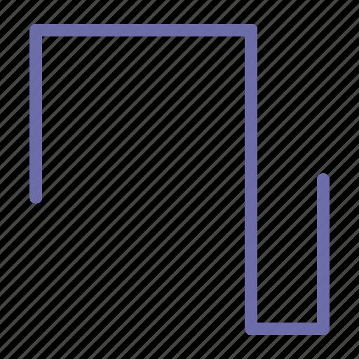 sound, square, wave icon