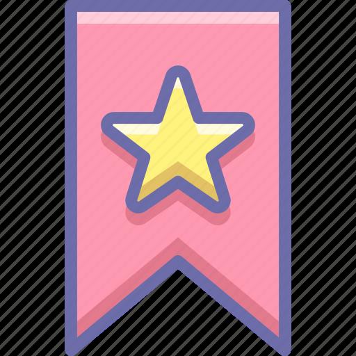 Bookmark, favorite, star icon - Download on Iconfinder