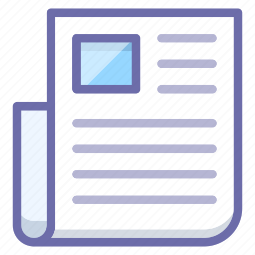 News, newspaper icon - Download on Iconfinder on Iconfinder