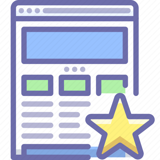 Bookmark, website, seo icon - Download on Iconfinder