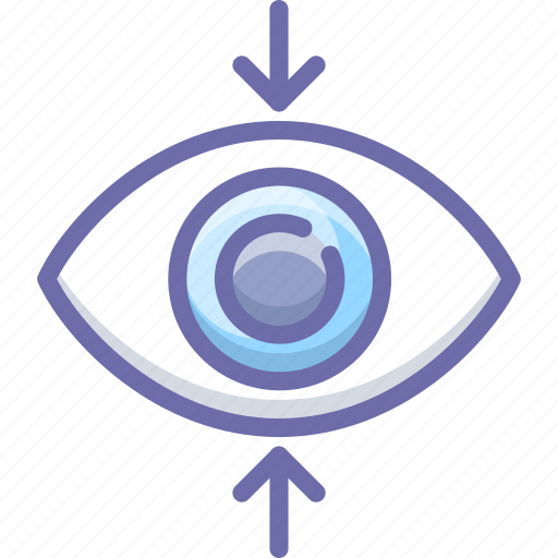 Eye, focus, view icon - Download on Iconfinder on Iconfinder