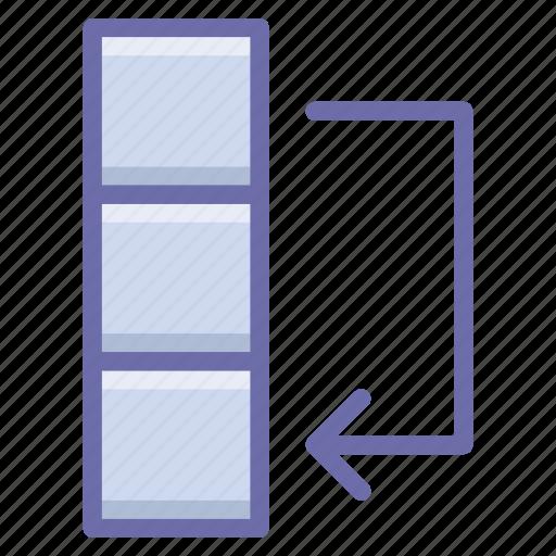 change, data, swap icon