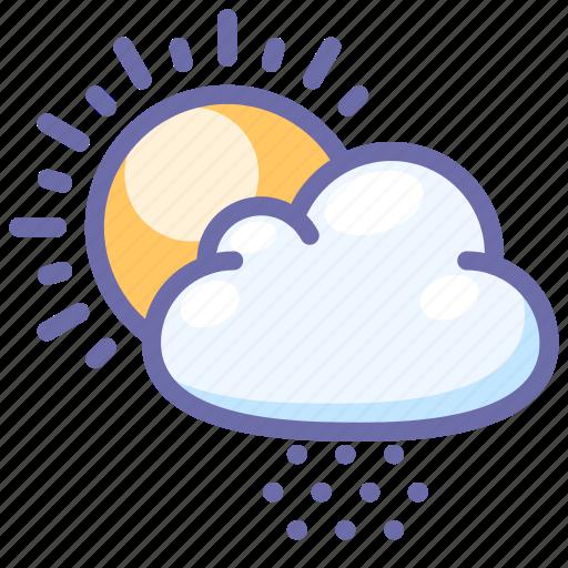 Hail, snow, sun icon - Download on Iconfinder on Iconfinder