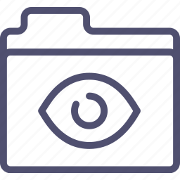 bigbrother, control, folder, remote, secret, share, spy icon