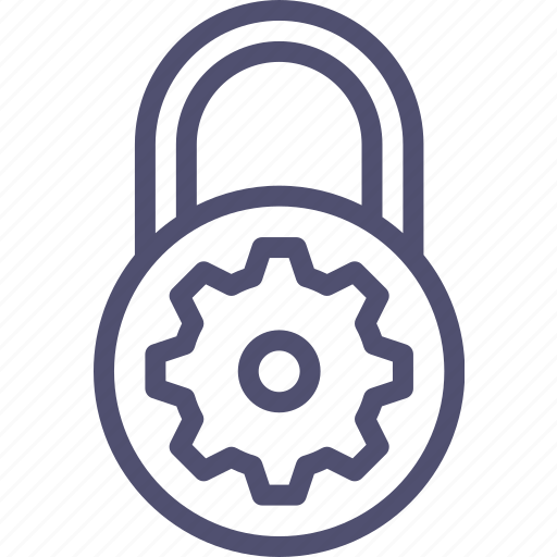 lock, password, private, properties, protection, secure icon