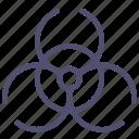 bacterial, biohazard, biological, chemical, danger