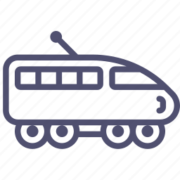 express, railroad, railway, sapsan, speed, tgv, train icon