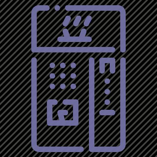 coffee, vending icon