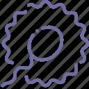 ovum, sperm icon