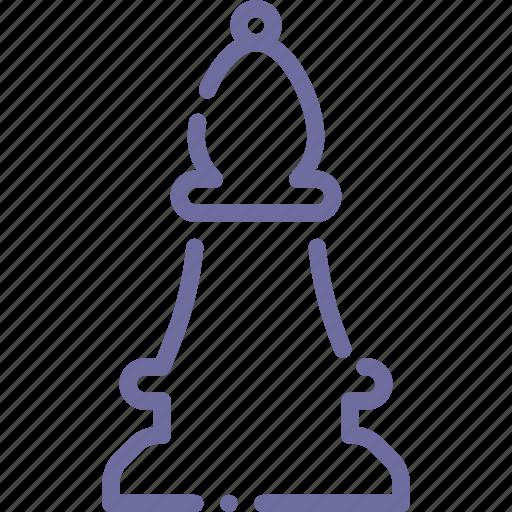 Bishop, chess icon - Download on Iconfinder on Iconfinder