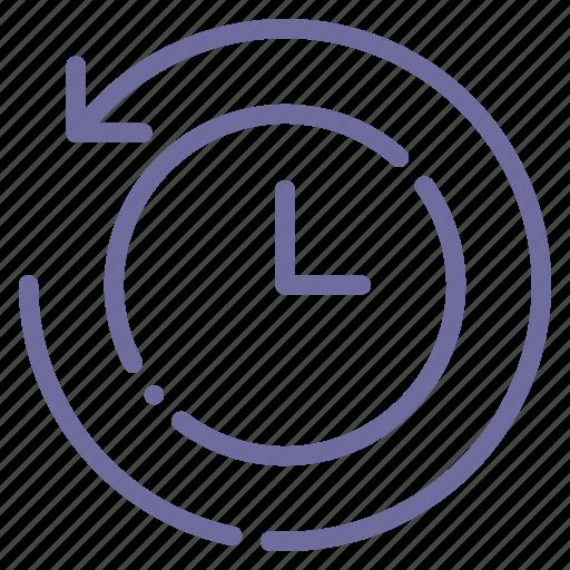 past icon